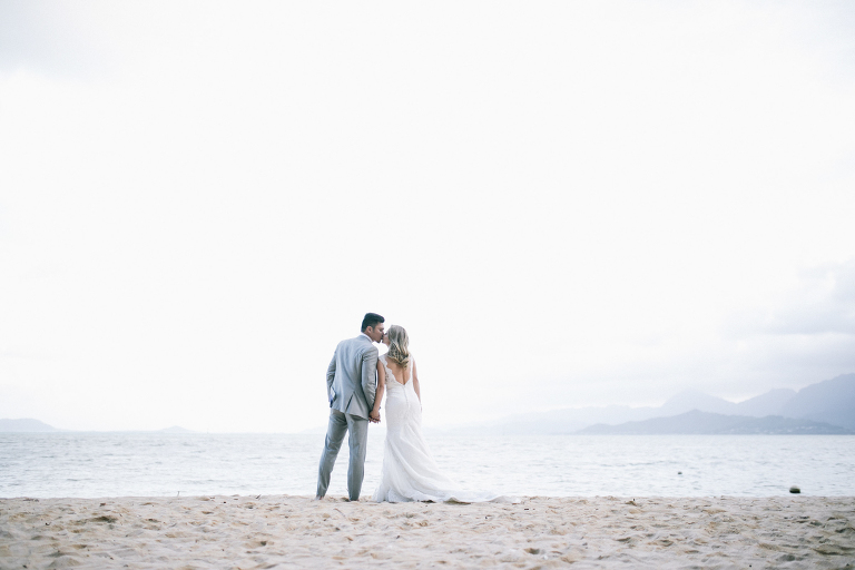 romantic secret island wedding