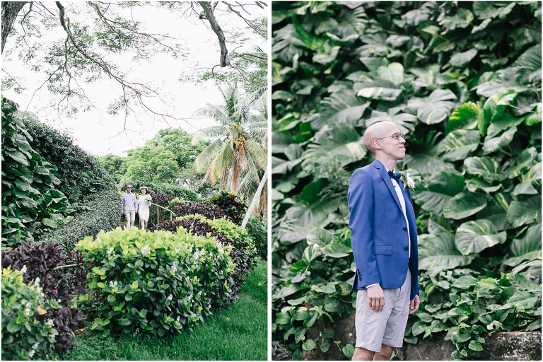 Maki and Taylor | Moli\'i Gardens Wedding » Pinky Photography